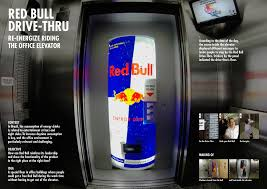 Red Bull Vending Machine Mesmerizing Raphael Franzini Red Bull DriveThru