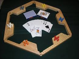 Wooden Game With Marbles Rules of Card Games Pegs and Jokers 89