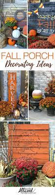 Best 25+ Fall porch decorations ideas on Pinterest | Front porch ...