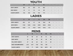 46 Correct Gildan Sizes Youth Chart