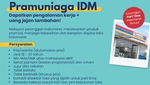 Tugas staff admin indomart / tugas staff admin indomart : Inilah Syarat Melamar Kerja Jadi Pegawai Indomaret