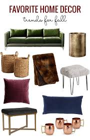 Small Picture Remodelaholic Our Favorite Home Decor Trends for Fall