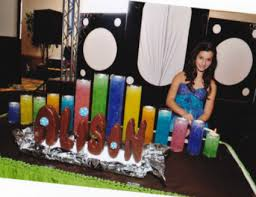 bat mitzvah candle lighting and bats on pinterest candle lighting ideas