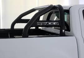 Ford Ranger Rollbar Sports Bar Chrome Decal Black Bs 150066 2016