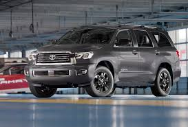 2018 Toyota Sequoia Gets a Facelift, a TRD Sport Model, and ...