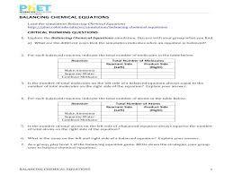 balancing chemical equations worksheet answers lovely free 2 answer key formula c