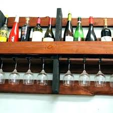 pallet liquor rack. Wall Mounted Liquor Shelves Rack Shelf Pallet Hand Crafted