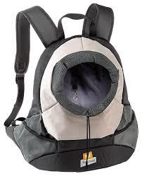 <b>Рюкзак</b>-переноска для собак <b>Ferplast Kangoo small</b> 16х37х36 см ...