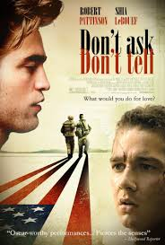 movies they should make blog pattinson and labeouf in gay  movies they should make blog pattinson and labeouf in gay military love movie