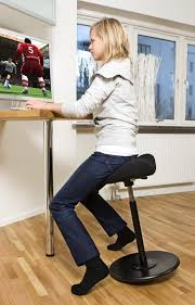varier move standing stool a good solution for our future standing desks