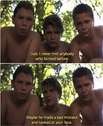 best stand by me images stand by me movie tv  stand me movie essay stand by me essaysthe film stand by me is an adventure story about 4 twelve year old boys going on a journey to a dead body