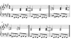 Licks And Riffs George Winstonlinus Lucy Free Sheet Music Riff