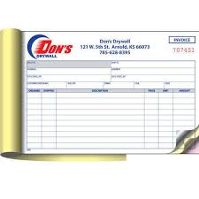 receipt book printing pre printed receipt books duplicate invoice books custom printed