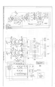 fisher console service manuals and owners manuals custom electra vii e 49 schematic