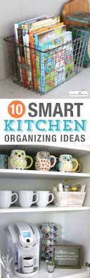 Clever Kitchen 10 Clever Organization Ideas For Your Kitchen Kitchen Organizing