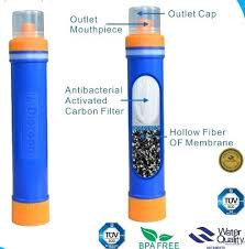 water purifier straw. Personal Water Purifier New Products Outdoor Straw Filter Sawyer Filtration Bottle A