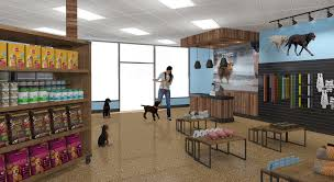 Dog Grooming Room Design Our New Dogs Grooming Store Interior Design Is Cozy And