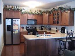 Above Kitchen Cabinets Ideas Awesome Decoration