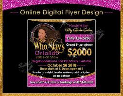 How To Make A Digital Flyer Instagram Flyer Digital Post Design Online Flyer Online