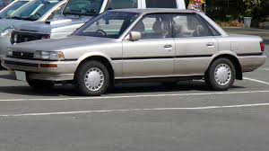 1988 Toyota Camry Le - news, reviews, msrp, ratings with amazing ...