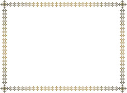 Certificate Borders Free Download Magnificent Dark Gold Award Certificate Border Free Printable Page Borders