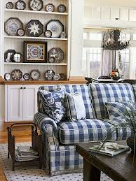 fabulous modern living room plaid couch