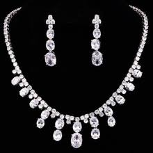 cz tel necklace set pany party jewelry set gift box ng anniversary gift for someone you