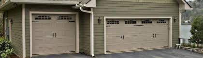 almond garage doorInsulated Steel Garage Doors