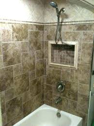 bathroom tile design ideas bathtub mosaic surround