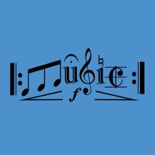 Music Sheet Staff Forte Treble Bass Clef Symphony Sonata Ladies