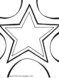 Double Star Coloring Pages   Free Coloring Pages For Kids