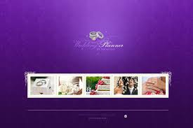 Website Template 31040 Wedding Planner Planning Custom Website