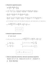 Charming Examen Matemáticas Radicales Y Ecuaciones 4º Eso