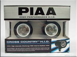 piaa high performance cross country h i d lights review vridetv piaa corporation usa for more information on their full line of lamps bulbs high intensity leds wiper blades wheels powersports racing products