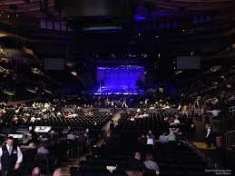 concerts at madison square garden. concert seat view for madison square garden section 103, concerts at