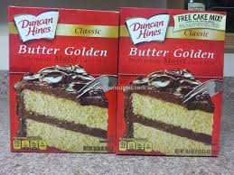 1 New Jersey Duncan Hines Butter Golden Cake Mix Review At Pissed