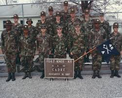 Us Army Platoon Drill Sergeant Photos 1987 Fort Knox A 4 46 3rd Platoon
