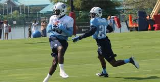 Unofficial Tennessee Titans Depth Chart Offense