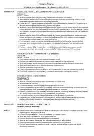 Office Coordinator Resume Sample Entertainment Coordinator Resume Samples Velvet Jobs 23