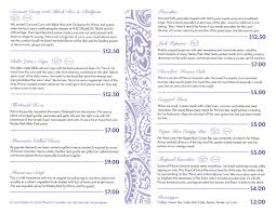 Soup Kitchen Menu Paisley Park Kitchen Unveils Prince Inspired Menu Local Current