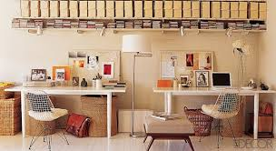 how to arrange an office. Lately, I\u0027ve Come Across Several Modern Couples Living In Small Spaces Struggling With The Same Design Dilemma: How To Arrange Office When Both Partners An E