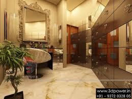 3D Bathroom Designs Cool Inspiration Ideas