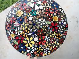 Mosaic Patterns For Table Tops