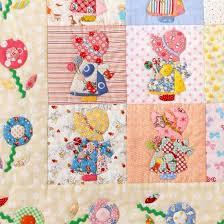 Best 25+ Japanese quilt patterns ideas on Pinterest | Sashiko ... & Sunbonnet Sue Quilt **Tapestry** Patchwork Japanese Quilt Fabric Textile  COTTON CRAFT Pooh Adamdwight.com