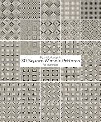 Mosaic Pattern Best mosaic pattern by midorigraphic on DeviantArt
