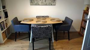 ikea nils chair cover dining chairs x 4 with covers in slipcover ikea nils chair