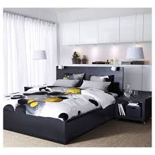 ikea malm bedroom furniture. Decorating Elegant Ikea Black Bed 5 0396015 PH121285 S5 Bedroom Furniture Ph121285 Malm