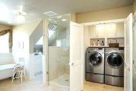 bathroom laundry room laundry room in master bedroom closet image of bathroom laundry room design ideas