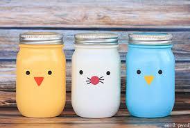 How To Decorate Mason Jars painted jars ideas 100 clever diy craft ideas using mason jars diy 73