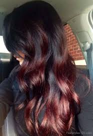 Hairstyle Ombre wavy hairstyle 5237 by stevesalt.us